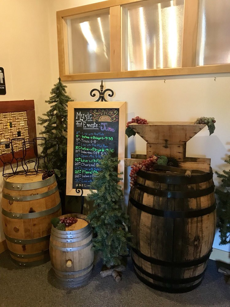 Social Spots from Sunset Point Winery