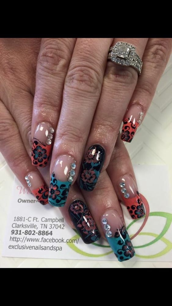 Photos For Exclusive Nails And Spa