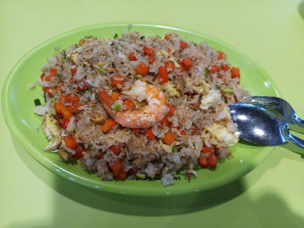 Warong Kim's Goreng Delights Singapore