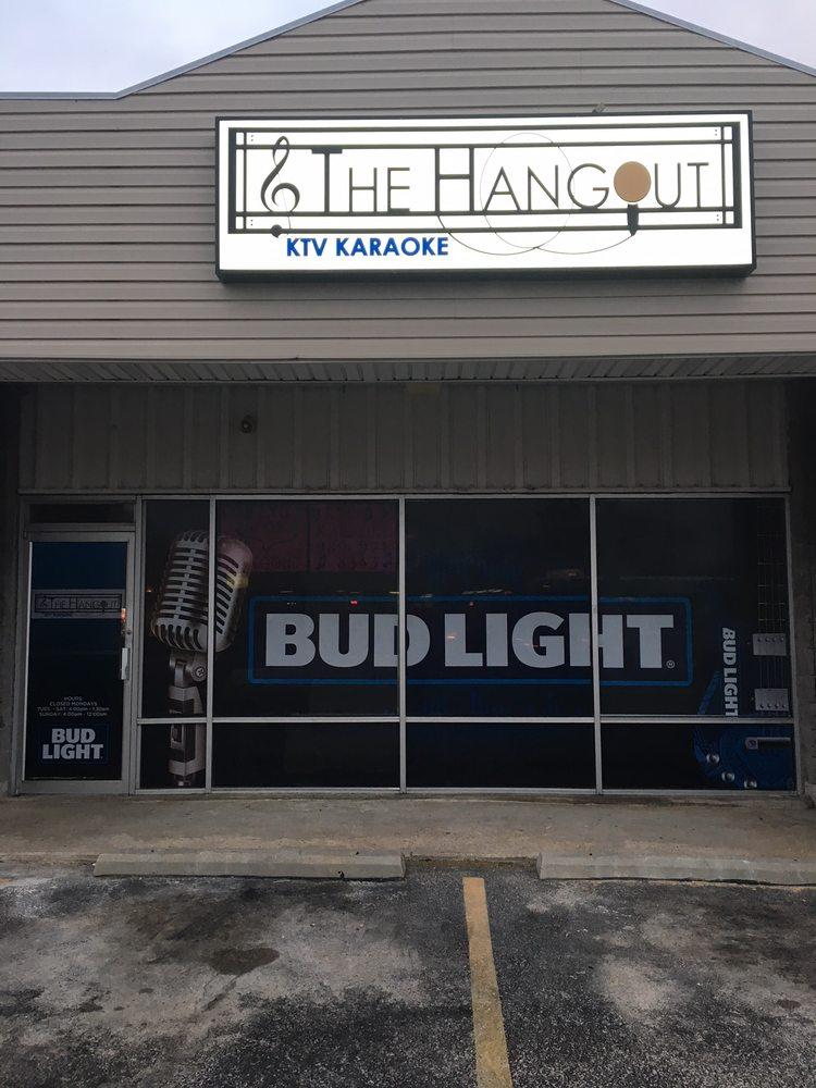 The Hangout KTV Karaoke: 1938 S Glenstone Ave, Springfield, MO