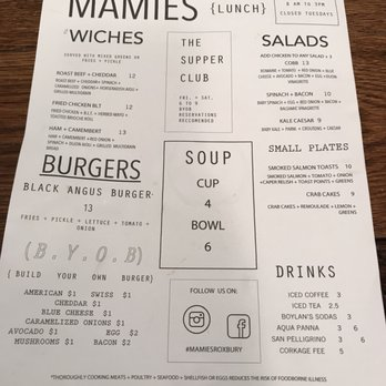 Mamie's - CLOSED - (New) 46 Photos & 72 Reviews - American