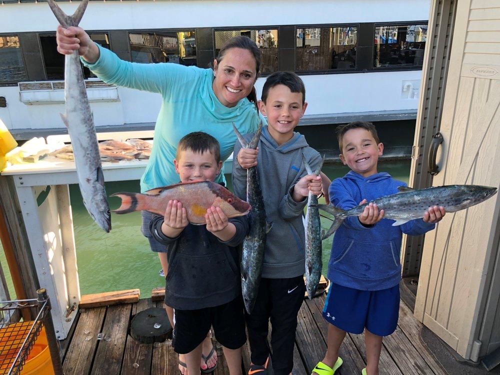 Bottom Line Sportfishing: Clearwater, FL