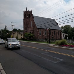 Photo of Saint Andrew Catholic Church - Newtown, PA, United States. Old St
