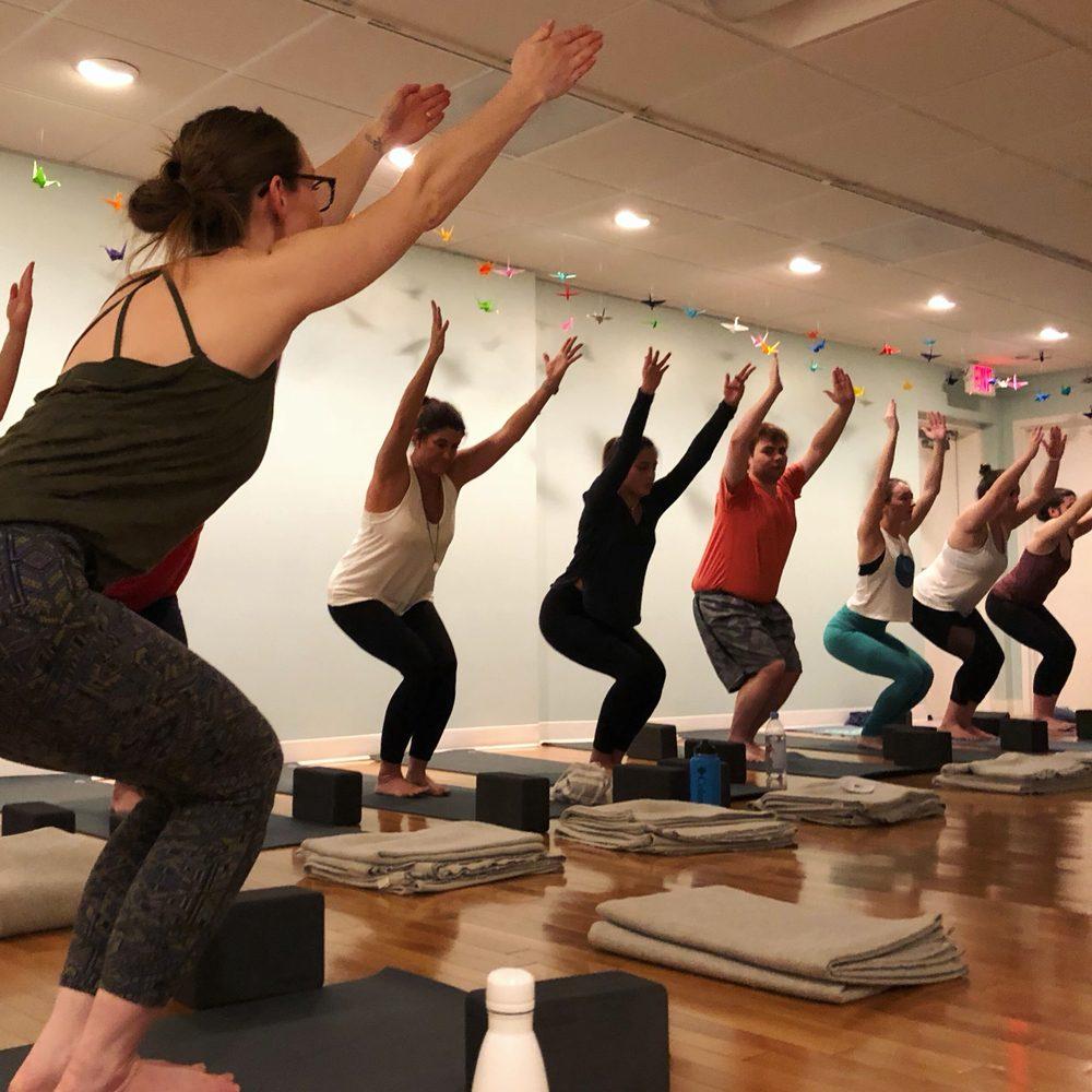 Numi Yoga: 4513 College Ave, College Park, MD