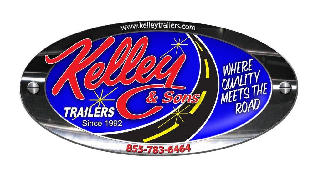 Kelley & Sons Trailers: 12620 Telegraph Rd, Carleton, MI