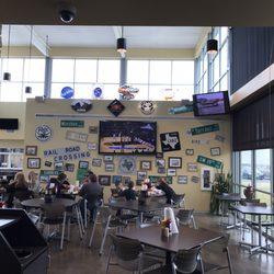 Radial Cafe Grand Prairie Menu