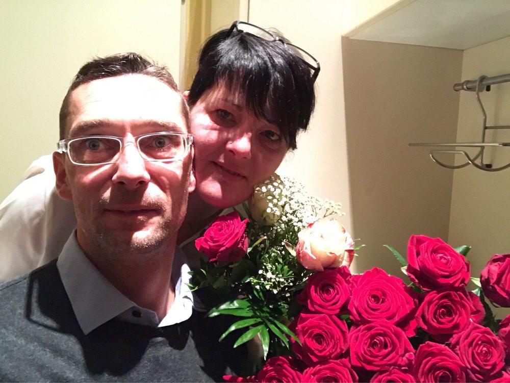 Danke für den wundervollen Abend bei euch Liebe Grüße Familie Müller ...