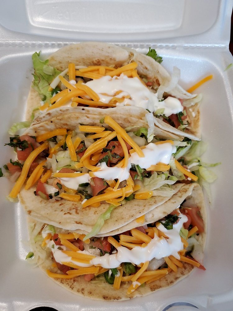 Taco Loko: 1300 E Broad Ave, Rockingham, NC