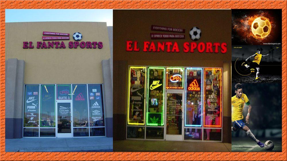 El Fanta Sports: 49271 Grapefruit Blvd, Coachella, CA