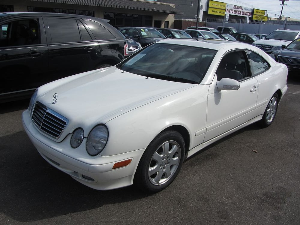 2002 Mercedes Benz Clk 320 Yelp
