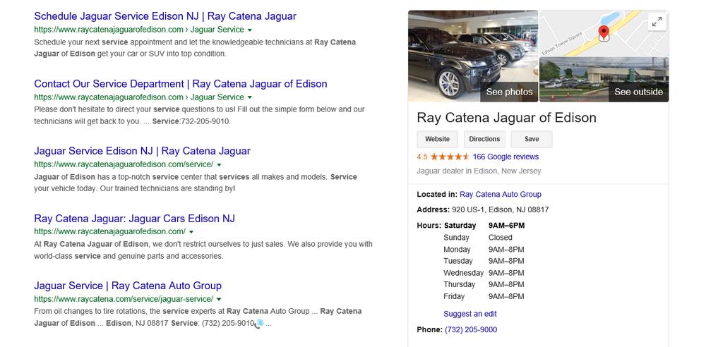 Ray Catena Jaguar of Edison - 30 Photos & 15 Reviews - Car