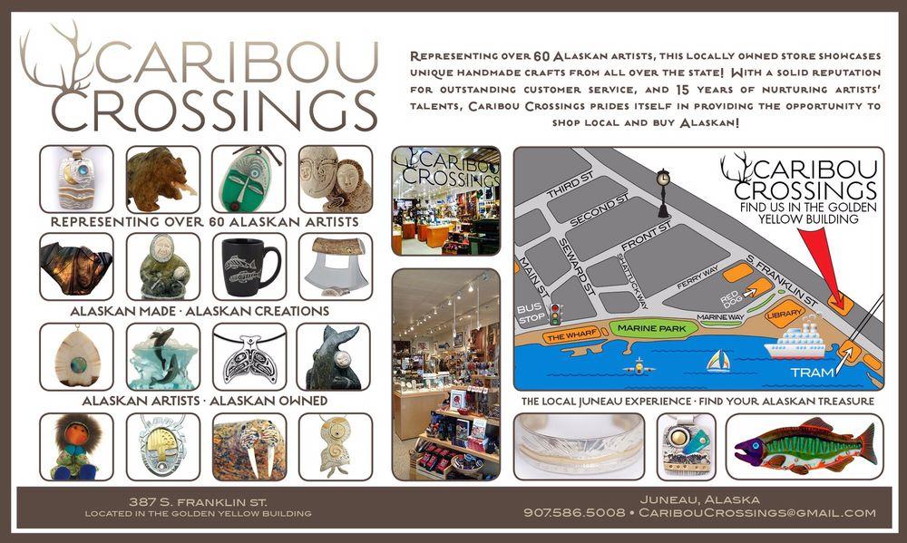 Caribou Crossings