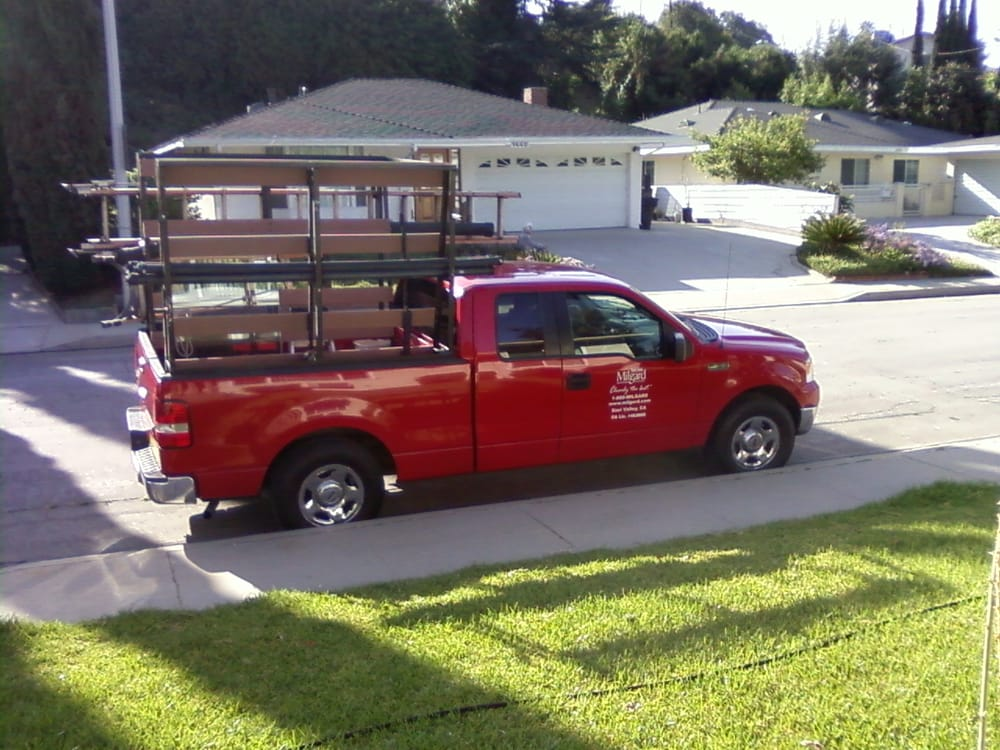 Milgard Service Truck At My House Yelp