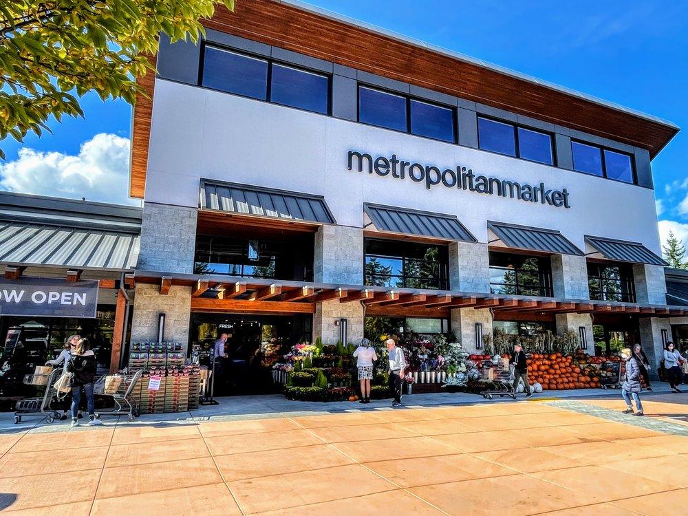 Metropolitan Market: 5010 Point Fosdick Dr, Gig Harbor, WA