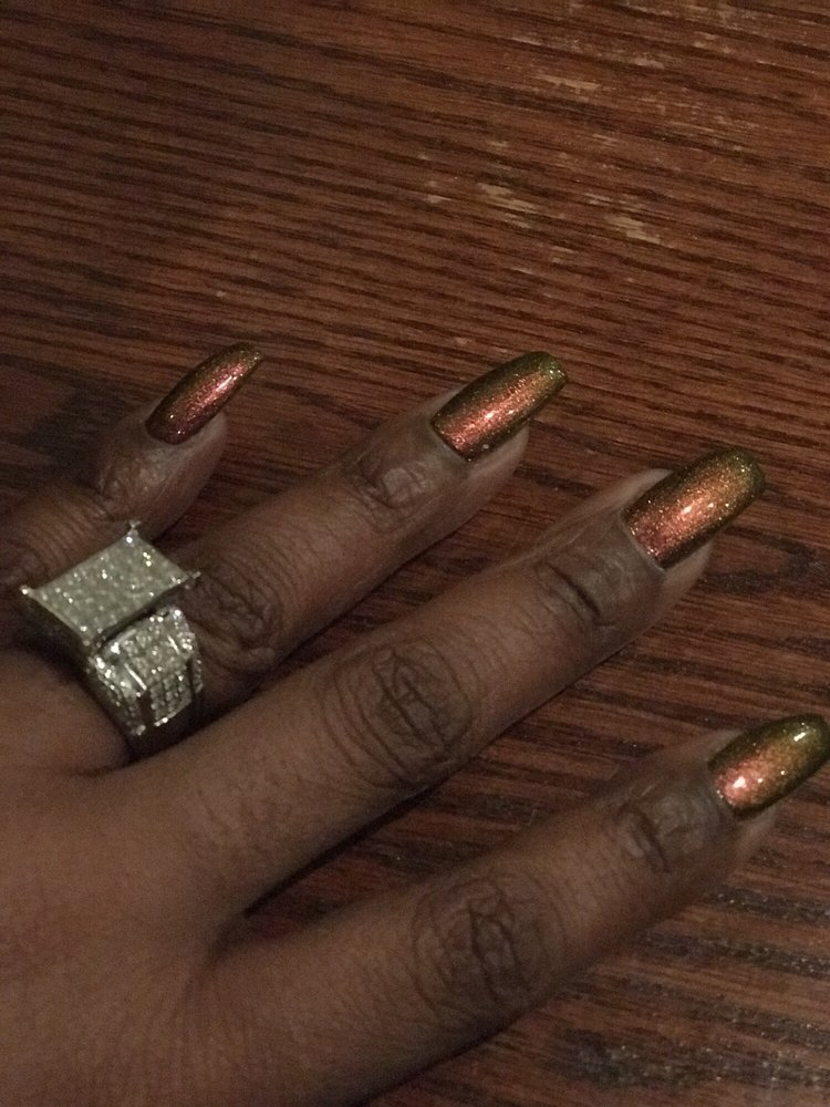 Cobe nails nail salons 4460 fayetteville rd raleigh for 777 nail salon fayetteville nc