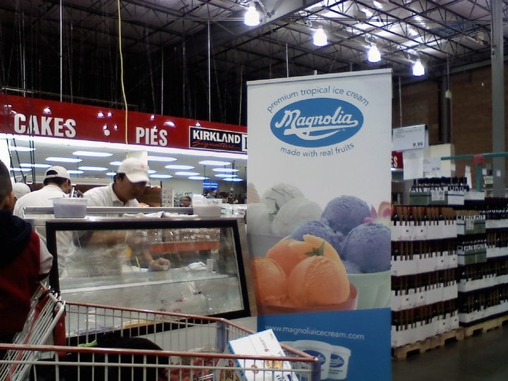 Magnolia Ice Cream Samples Yelp