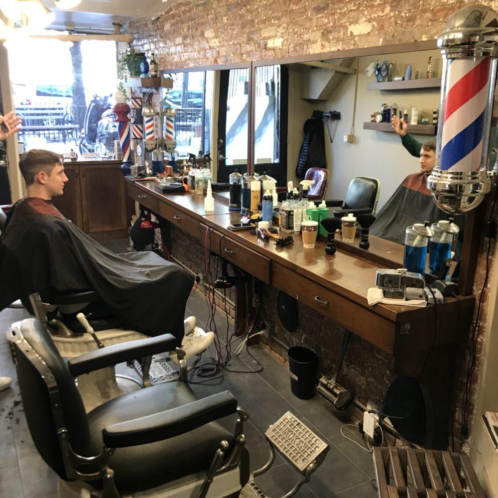 Barbers Society: 192 6th Ave, New York, NY
