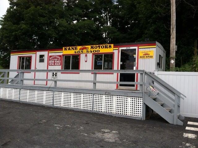 Kane Motors Car Dealers 797 Main St Poughkeepsie Ny