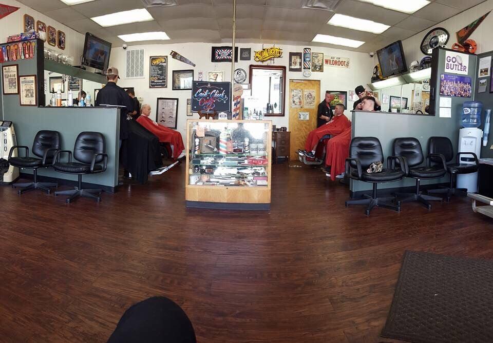 Vandalia Barber Shop: 124 E National Rd, Vandalia, OH