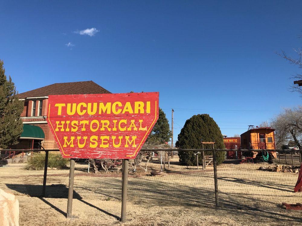 Tucumcari Historical Museum: 416 S Adams, Tucumcari, NM