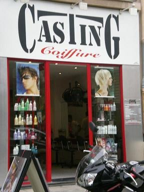 Casting Coiffure Hairdressers 9 Avenue Georges Clemenceau Nice