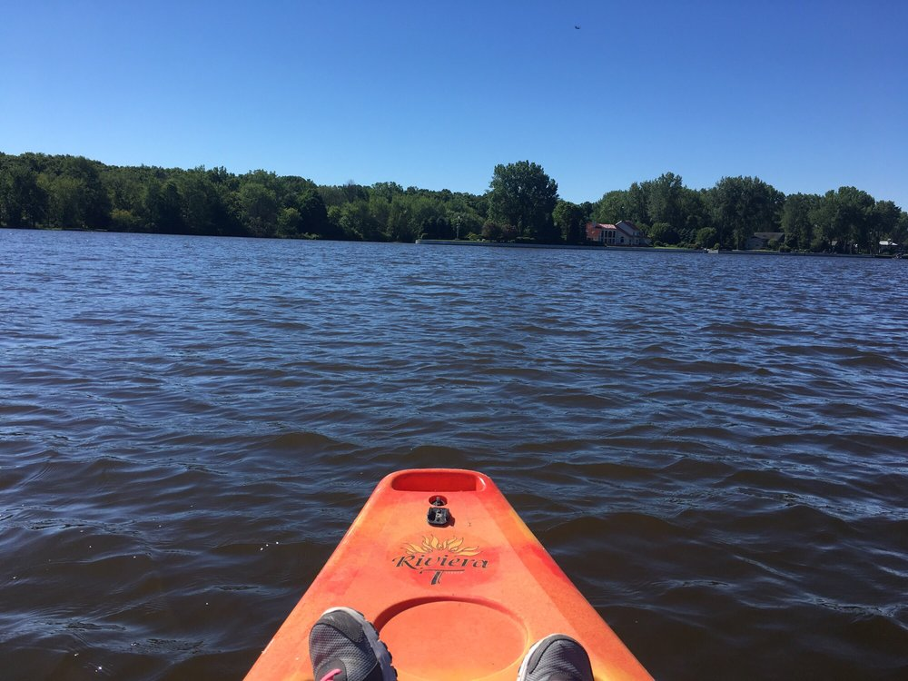 St. Joseph River Canoe & Kayak Livery: 602 Fisherman's Rd, St. Joseph, MI