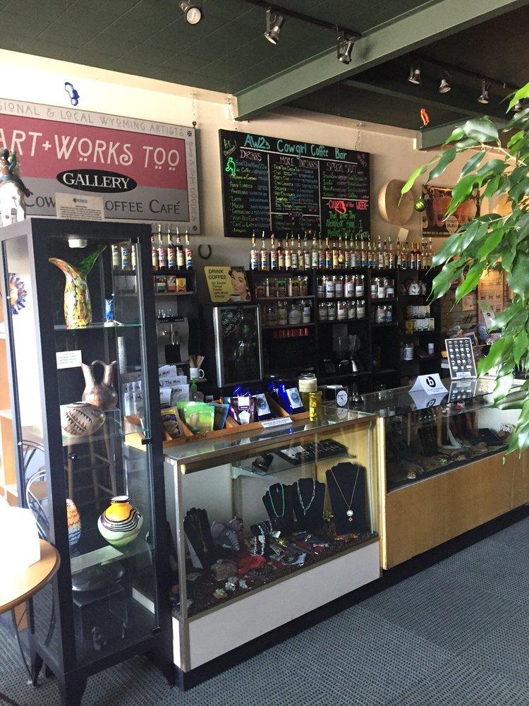 Cowgirl Coffee Bar: 86 S Main St, Buffalo, WY