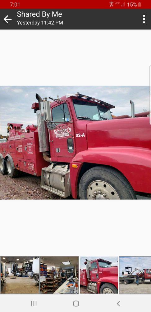 Schroder's Towing & Repair: 825 Filbert Ave, Onawa, IA
