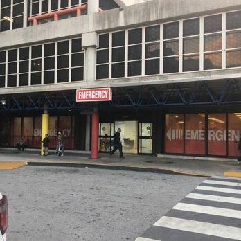 Jackson Memorial Hospital Emergency Room Phone Number