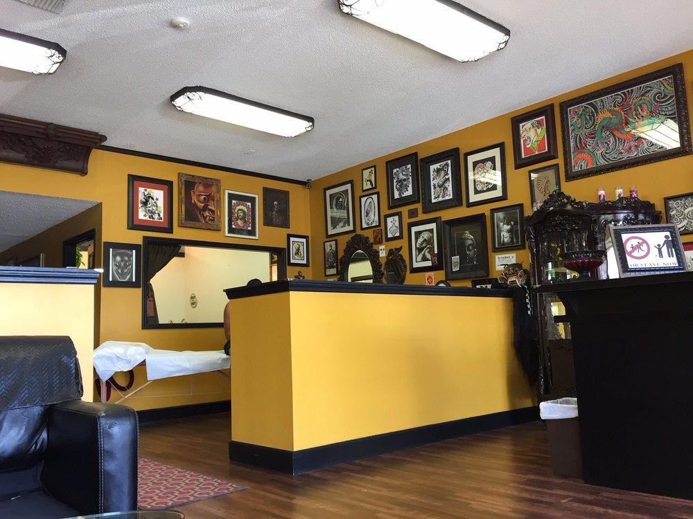 Diadem Tattoo: 1871 Wells Rd, Orange Park, FL