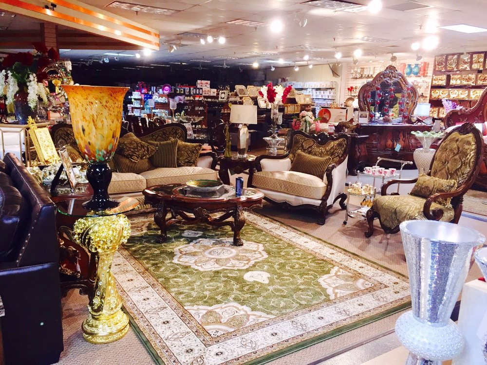 Luxury Home Furniture: 26500 Ford Rd, Dearborn Heights, MI