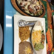 Chimichanga Photo Of Anayas Fresh Mexican Restaurant Casa Grande Az United States