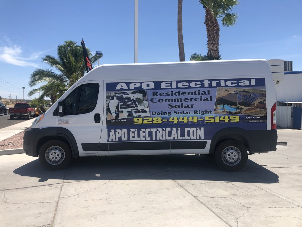 APO Electrical: 4825 Hwy 95, Fort Mohave, AZ