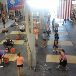 Crossfit newark closed interval training gyms b
