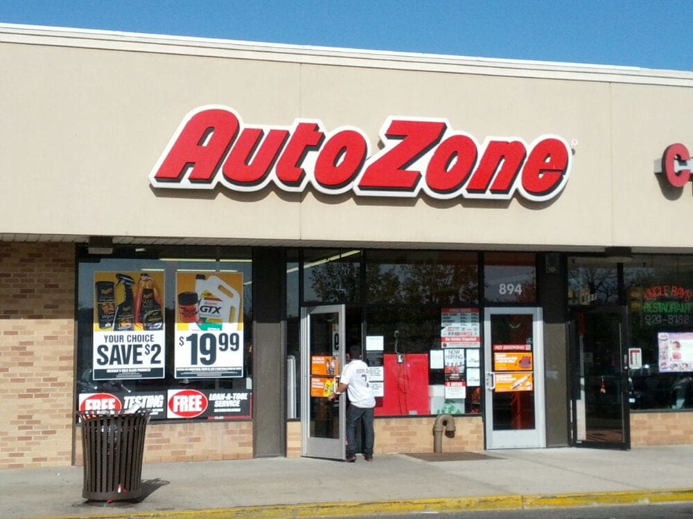 AutoZone Auto Parts: 894 Middle Country Rd, Middle Island, NY