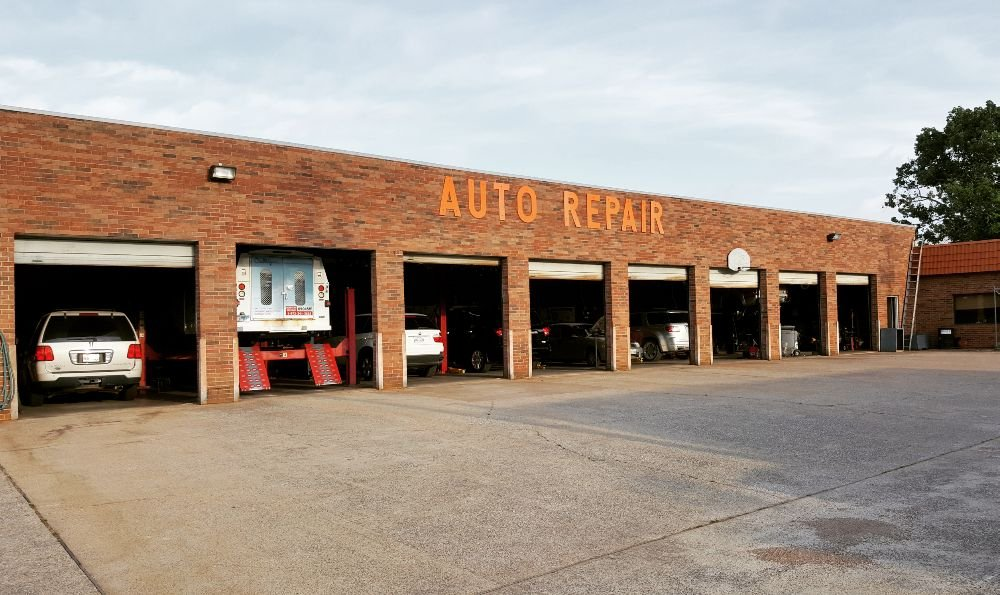 Addison Automotive Service: 14735 Inwood Rd, Addison, TX