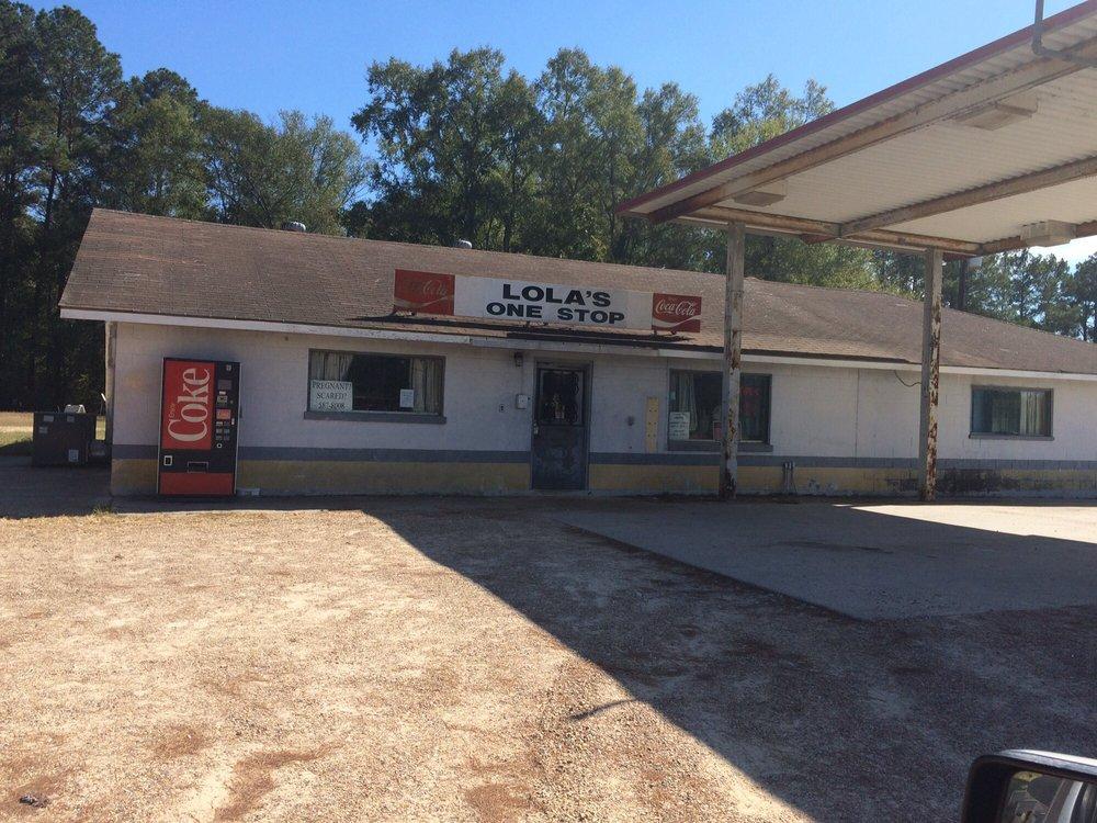 Lola's: 1240 Ferguson Mill Rd, Silver Creek, MS