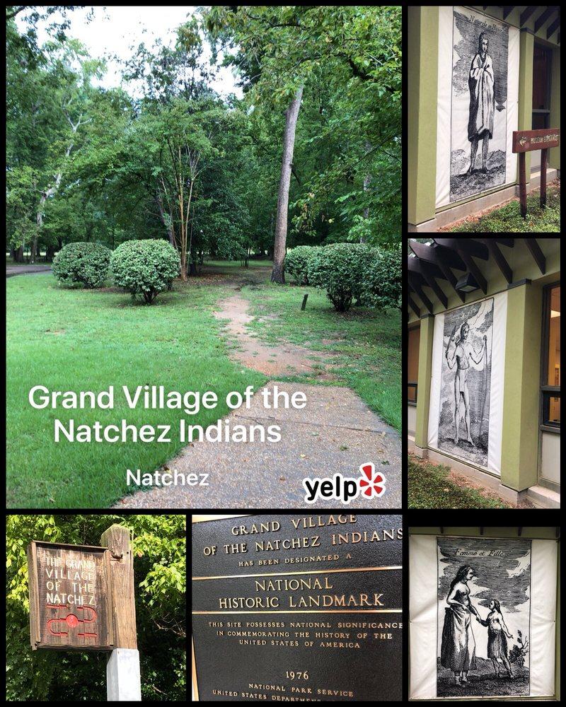 Grand Village of the Natchez Indians: 400 Jefferson Davis Blvd, Natchez, MS