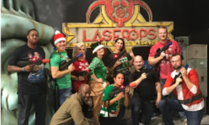 Laser Ops Extreme Gaming Arcade - Tampa: 6283 W Waters Ave, Tampa, FL