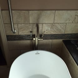 Platinum plumbing 38 photos plumbers keller tx for Bathroom remodel 76244