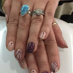 Photo Of Full Moon Nail Spa Sherman Oaks Ca United States Design