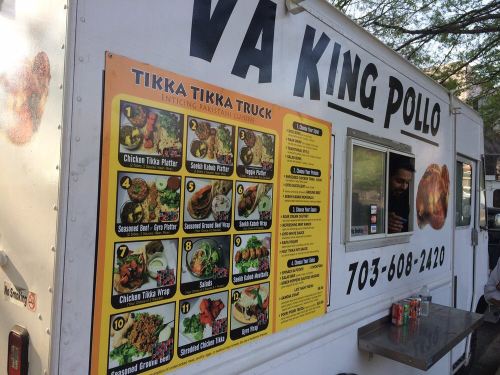 Tika Tika Truck: Washington, DC, DC