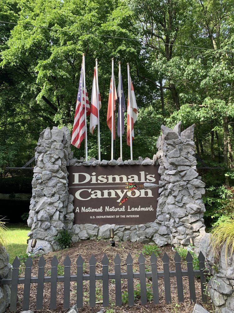Dismals Canyon: 901 Hwy 8, Phil Campbell, AL