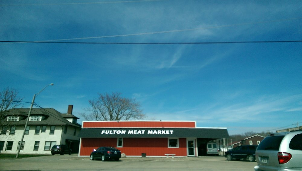 Fulton Meat Market: 211 11th Ave, Fulton, IL