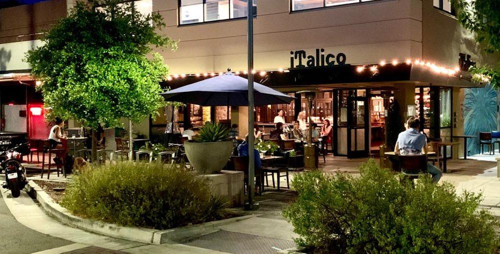 iTalico: 341 S California Ave, Palo Alto, CA
