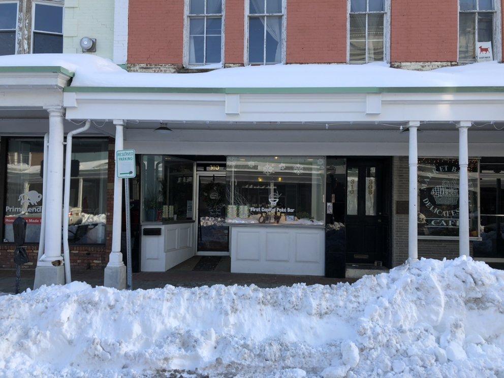 First Capital Poké Bar: 310 Wall St, Kingston, NY
