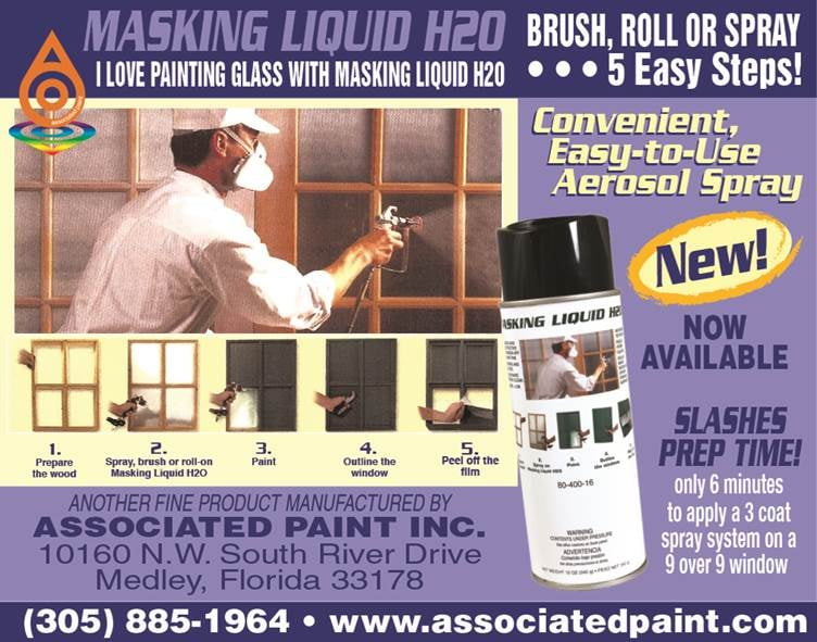 Photo Of Ociated Paint Medley Fl United States Masking Liquid H2o