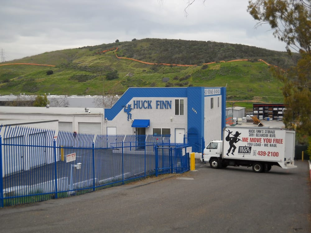 Huck Finn's MiniWarehouse  CLOSED  Self Storage