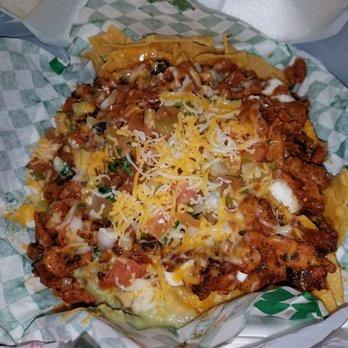 Rivas Mexican Food Menu
