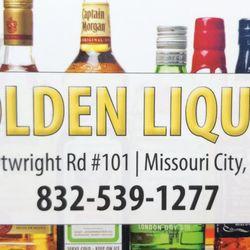 Golden Liquor Beer Wine Spirits 3802 Cartwright Rd Missouri